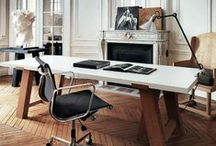 Design Office Ideas / Art studio and design office interiors.