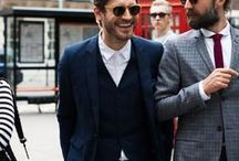 MEN / From upgraded sneakers to that perfect suit, inspiration for men's style we love.