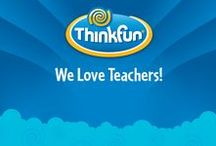 We Love Teachers! / Great gift ideas to thank the teachers in your life!