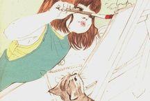 draw / Coisas que inspiram.