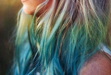 spectacular hairstyles and colours
