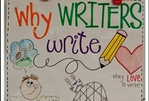 The Write Stuff. / Writing activities, printables, resources, and ideas. / by First Grade Schoolhouse