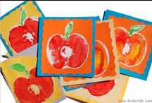 Apple Happy. / All things with an apple theme or motif. / by First Grade Schoolhouse