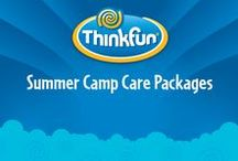 Summer Camp Care Packages! / Great ideas for what to mail to kids who are away at camp.