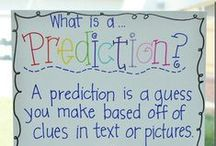 Making Predictions. / Resources and ideas for making predictions. / by First Grade Schoolhouse