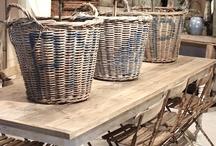 I love baskets