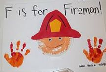 Fire Safety. / Fire Safety activities, printables, resources, and ideas. / by First Grade Schoolhouse