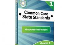 Common Core Standards. / All things related to the Common Core Standards. / by First Grade Schoolhouse
