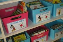 Organize It. / Organization activities, printables, resources, and ideas. / by First Grade Schoolhouse
