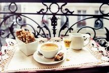 café au lait / pinspiration to fulfill my caffeine addiction / by Isabel Penrose