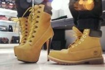 Tims. / Timberland Boots