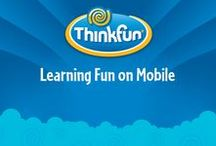 Learning Fun on Mobile / Fun mobile games that might be a little bit good for you.
