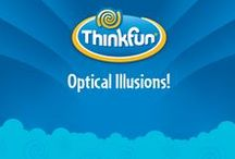 Optical Illusions! / We love cool optical 3D illusions