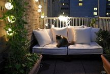 Balcony livin' / Creative ways to deck out your balcony
