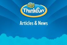 Articles & News / News about ThinkFun and our games