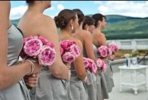 Our BM Bouquets / A sampling of our ladies in waiting...