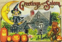 Witch City Salem / Things to see and do in Salem, Massachusettes