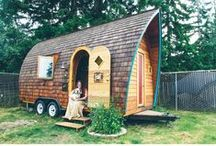 Tiny / The Tiny Home movement and plans for a future tiny home!
