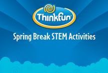 Spring Break STEM Activities