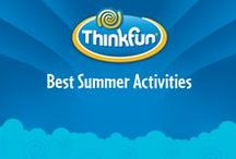 Best Summer Activities! / Our collection of the best summer activities for the whole family to enjoy!