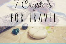 Travel Magick for Magical Travel / Spells, crystals, charms, and prayers to magickally assist during or facilitate travel