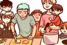The Bangtan Family