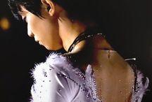 Yuzuru Hanyu / Figure skater Yuzuru Hanyu