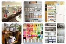 Storage and Organization / Because you can't ever have too much  / by Lauree Kolar