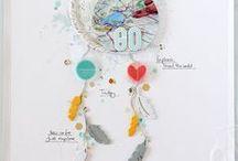 Scrapbook Layouts / by Sandra Blickett