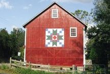 Barns, Covered Bridges and Mills / I don't know why, I just like them, especially the quilt barns! / by Lauree Kolar