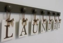 Laundry Room / by Lauree Kolar
