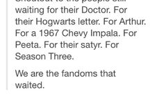 Geeks and Fangirls Shall Rule