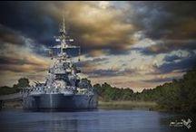 Battleship Pix / Great shots of the Battleship NORTH CAROLINA (BB55)