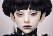 BJDs / Ball-jointed dolls & their counterparts  / by Robotika Six