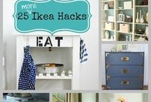 IKEA Hacks / by Robotika Six