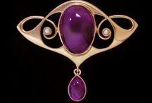 Vintage Treasures - Art Nouveau / Jugend. Art Nouveau. Arts & Crafts. My love.