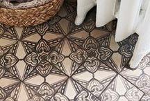 Tiles / Tiles of Desire. Specially from Art Nouveau era.