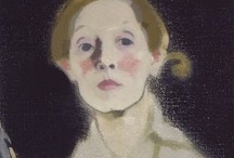 Art by Helene Schjerfbeck / Helene Schjerfbeck (1862-1946) is one of the most famous Finnish painters of all time.
