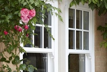 REHAU Windows / REHAU offer a range of stylish double glazed and energy efficient windows to compliment your home.  All offer a high gloss finish, slim sight lines and the highest possible thermal and acoustic performance.