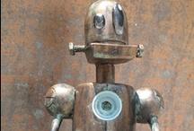Robots! / by Robotika Six