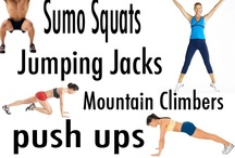 No Excuses / Some great workouts  / by Michelle Dunham