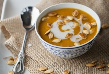 eAts ~ soups. / by cindylitwin