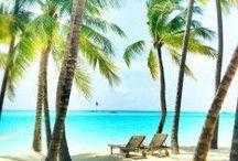 {ke} Beach Love / by Sauvignon Blue