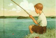 Vintage Illustrations / Lovely vintage prints, posters and illustrations.