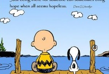 Snoopy & The Gang / The wit and wisdom of a Beagle and his friends.