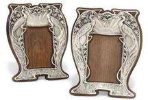 Vintage Treasures - Framed / Art Nouveau Frameworks