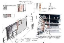 archiszkic+koncept / concept and architectural sketches for archi-projects
