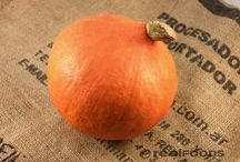 Organic Winter squashes / Know your squashes!