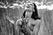 Mood board 14: Rain.