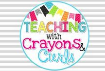 Teaching with Crayons and Curls
